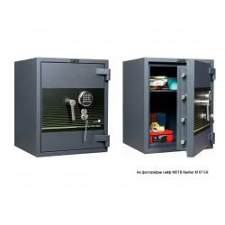 Взломостойкий сейф MDTB Banker-M 1255 2K