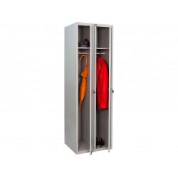 Медицинский шкаф для одежды ПРАКТИК МД LS(LE)-21