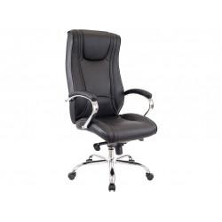 Кресло Argo М натуральная кожа черная