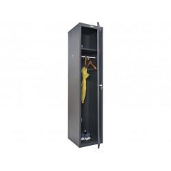 Шкаф для раздевалок ПРАКТИК антивандальный MLH-11-40