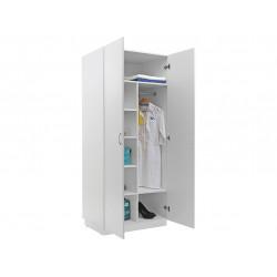 Шкаф для одежды MW-2 1980 белый